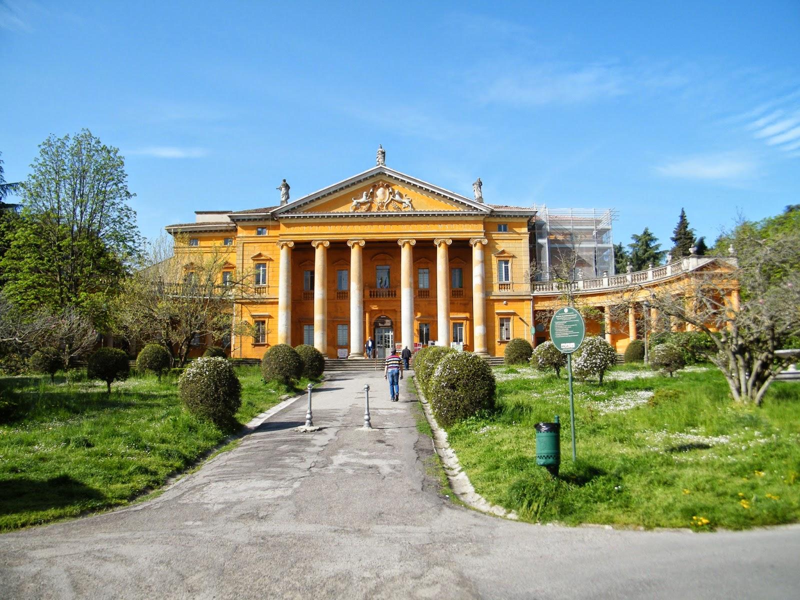 Villa Mazzacorati