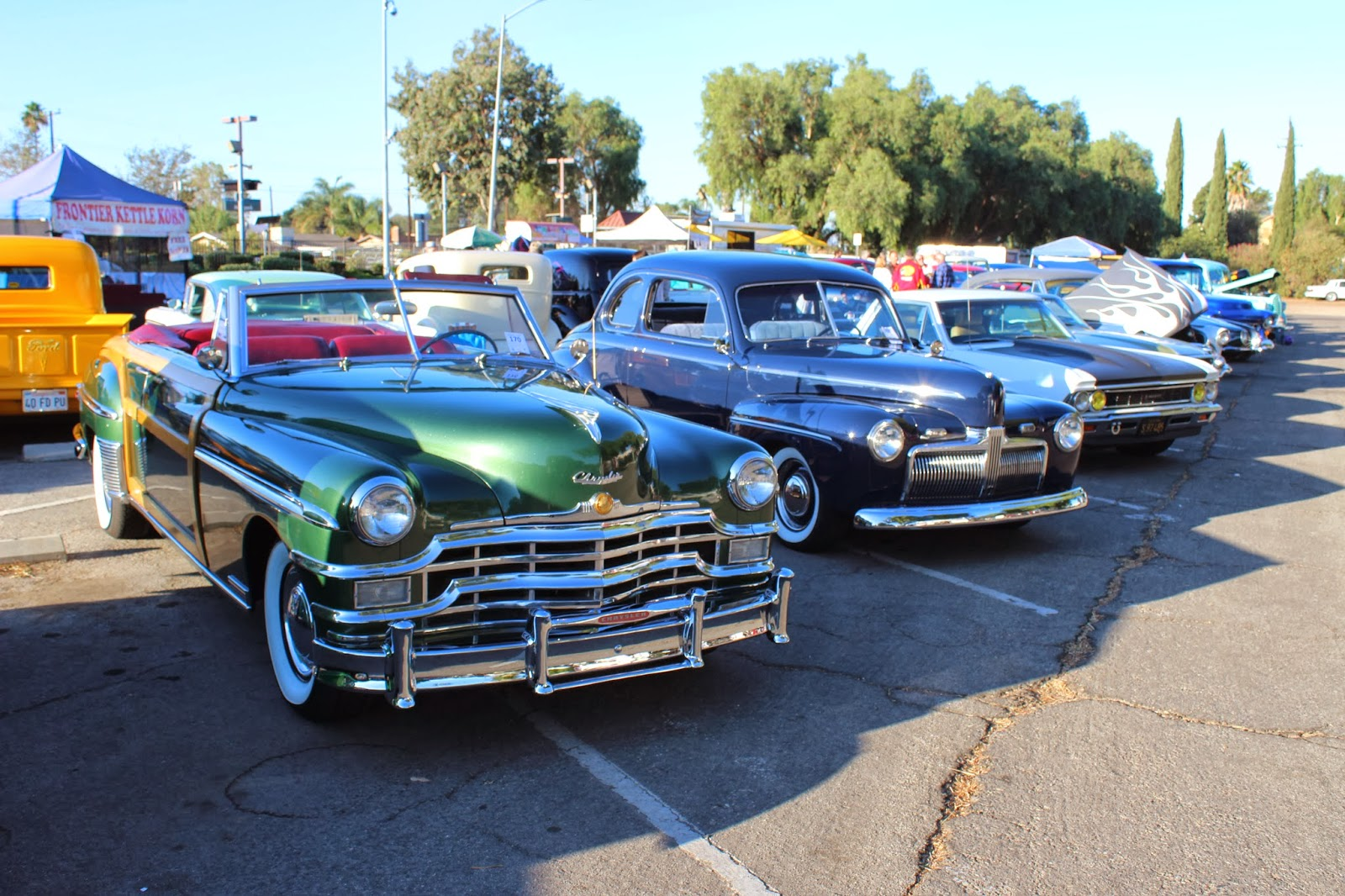 Covering Classic Cars Roamin Relics Car Show In Moorpark - Classic car show california
