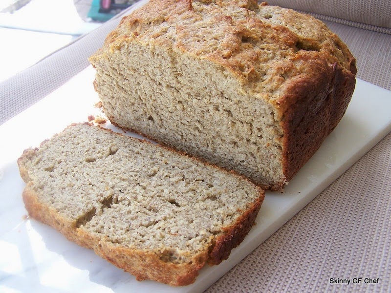 Gluten Free Low Carb Bread in the Bread Machine