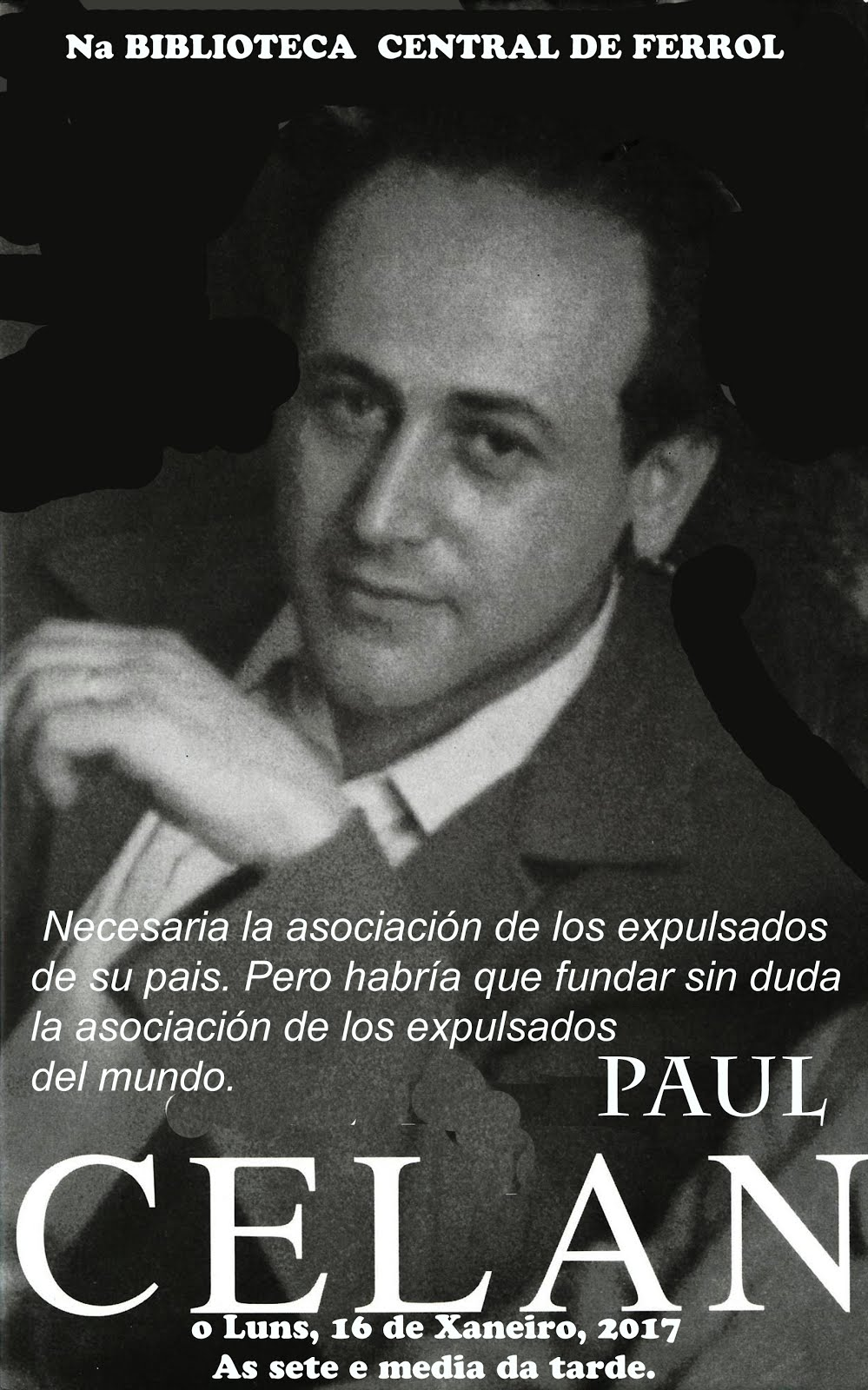POEMAS DE PAUL CELAN