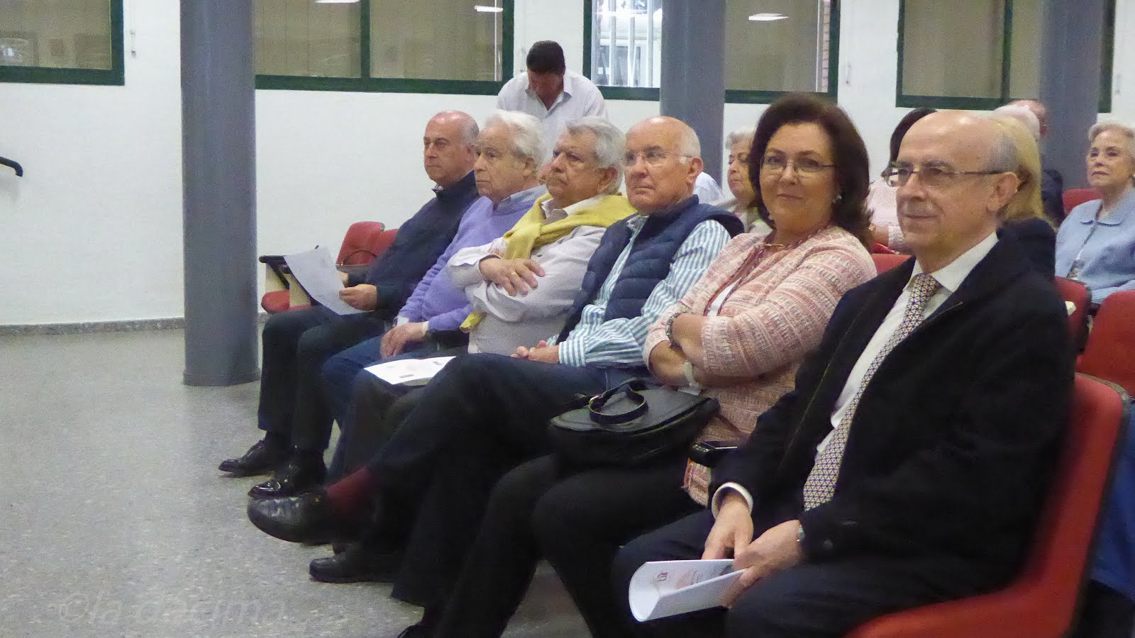 PRESENTACION LIBRO SAN ISIDORO DE SEVILLA EN SEVILLA