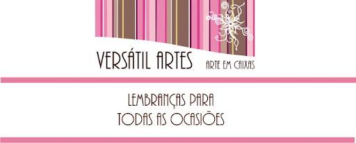 Versátil Artes - Arte em Caixas