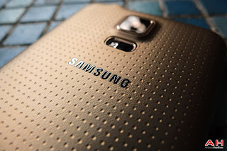 Samsung Galaxy S5 купленный за криптовалюту GBC Gold Coin