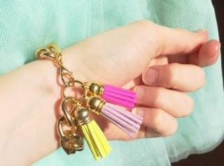 Style This Life Tassle Bracelet