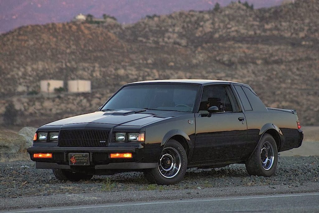 buick grand national gnx front black color sedan. Cars Review. Best American Auto & Cars Review