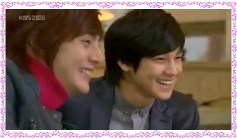 Kim Beom So Lee-Jeong Kim Jun   Song Woo-Bin Boys over Flowers