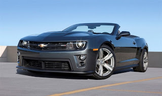 2013 Chevrolet Camaro ZL1 Convertible Pictures