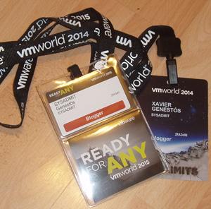 VMWorld 2015 Barcelona entradas