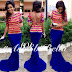 Aso Ebi Bella Naija Ankara Dresses Vol - Pictures & Styles
