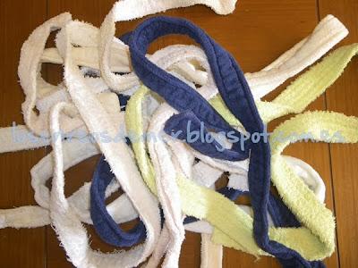 Cinturones de albornoz