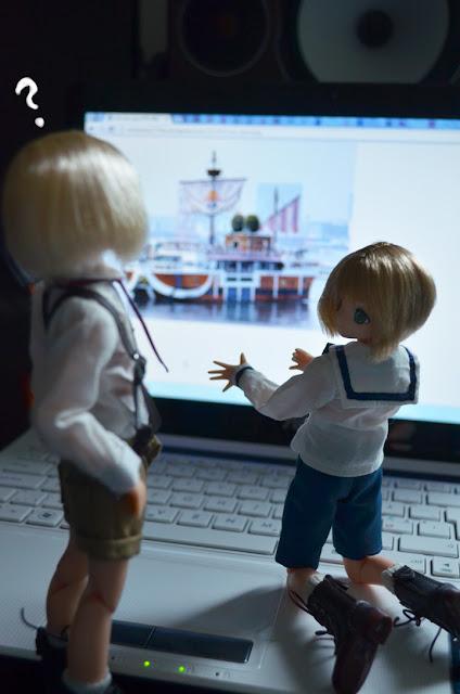 azone aoto yuuta dolls