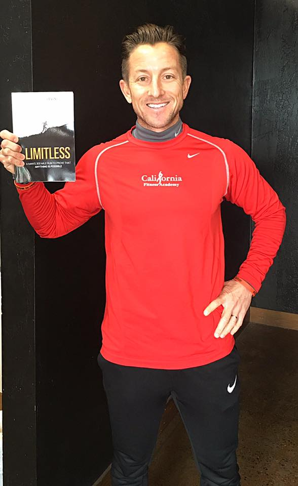 Limitless: A Man's 300 mile run to prove that Anything is Possible