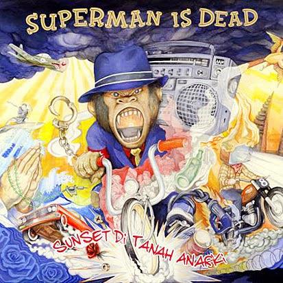 superman is dead, lirik lagu terbaru, pop indonesia
