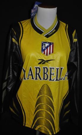 camisetas de futbol Atlético de Madrid modelos