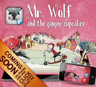 Mr Wolf and the Ginger Cupcakes