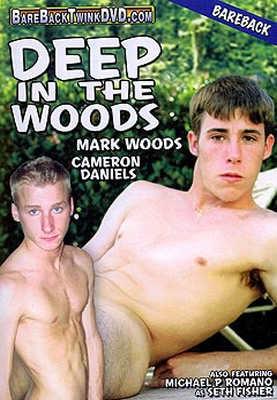 Porn woods Gay matt
