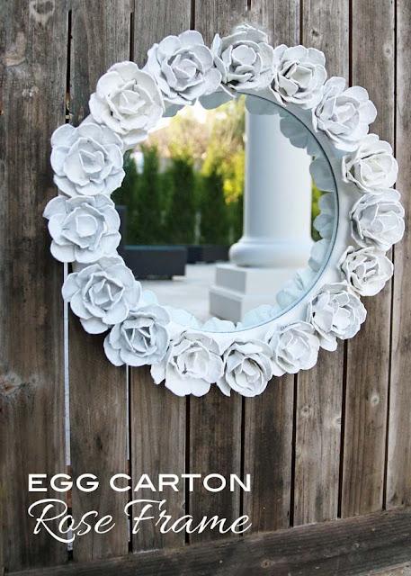 http://www.blissbloomblog.com/2014/03/make-egg-carton-flower-frame.html#.Uz2aZK1dV8s