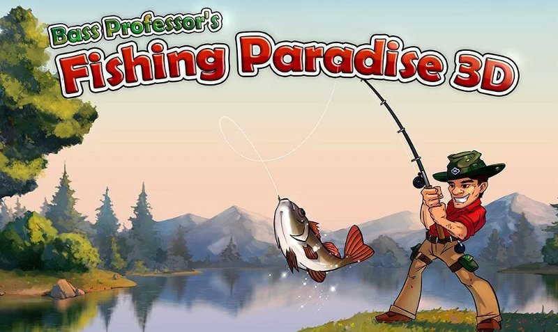 Download Game Memancing 3D Fishing Paradise