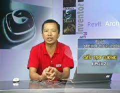 Trọn bộ Video Dạy Revit của đài truyền hình HTV4