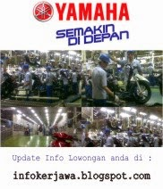 Lowongan Kerja Terbaru Yamaha Indonesia Motor Manufacturing