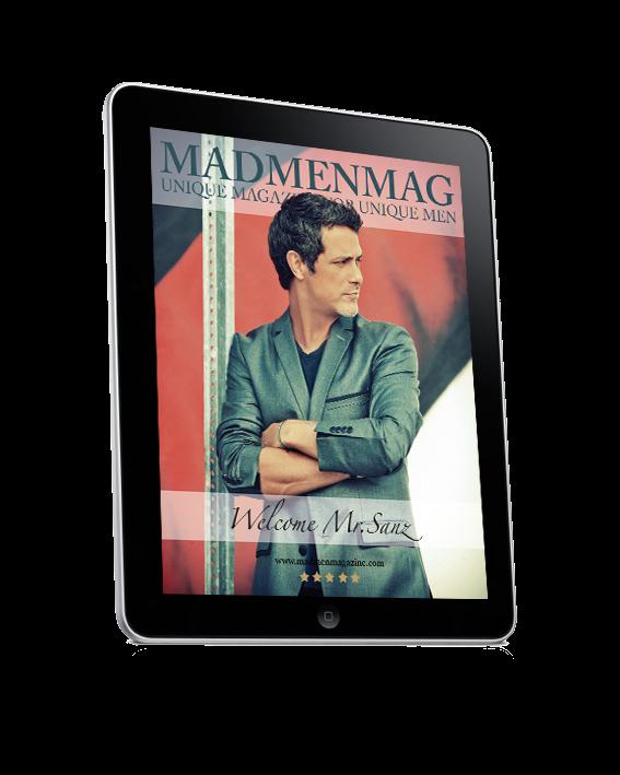 La Edición Autumn 2012 de MADMENMAG se reinventa