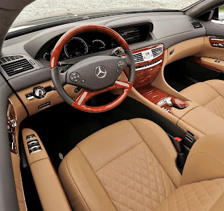 2012 Mercedes-Benz CL65 AMG Pictures