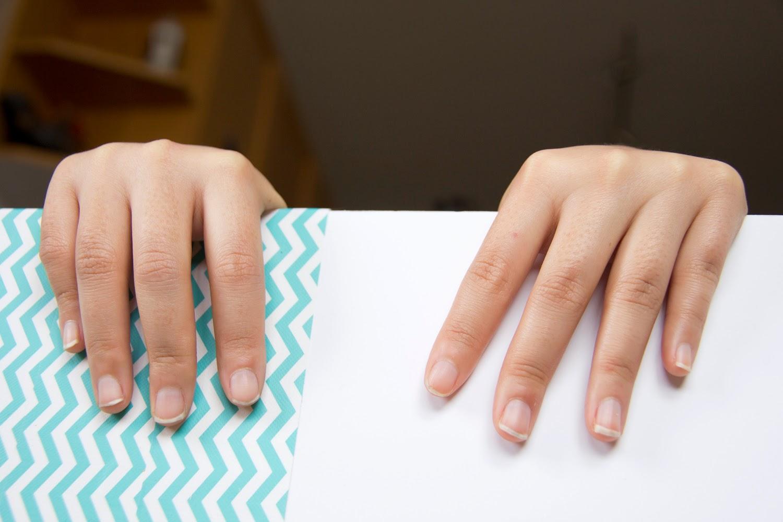 Hands, nails
