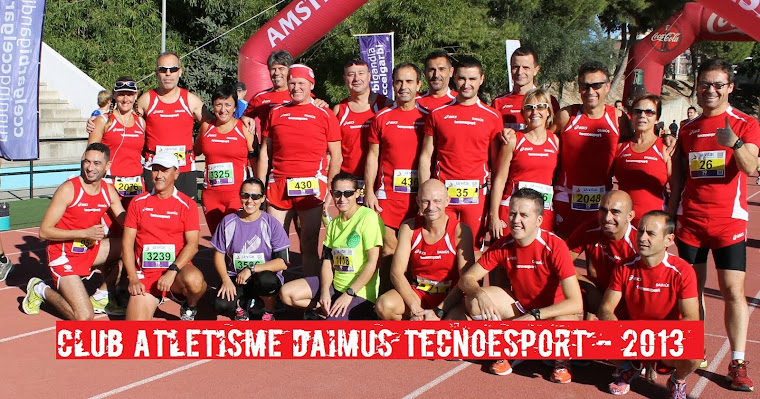 CLUB ATLETISME DAIMUS TECNOESPORT