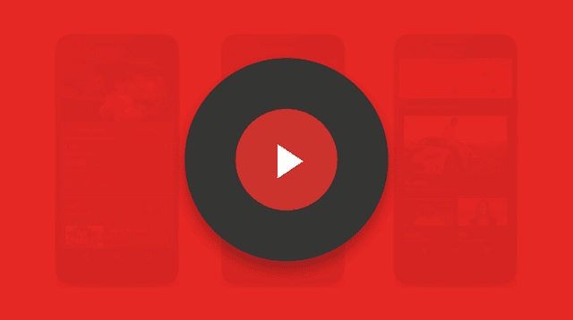 رسميا يوتوب يطلق تطبيقها للموسيقى Youtube Music