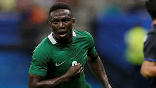 Liberia vs Nigeria: Why we must win – Super Eagles midfielder, Etebo