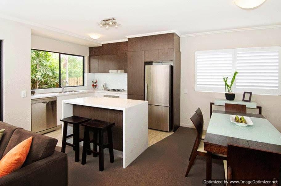 dapur minimalis di luar rumah