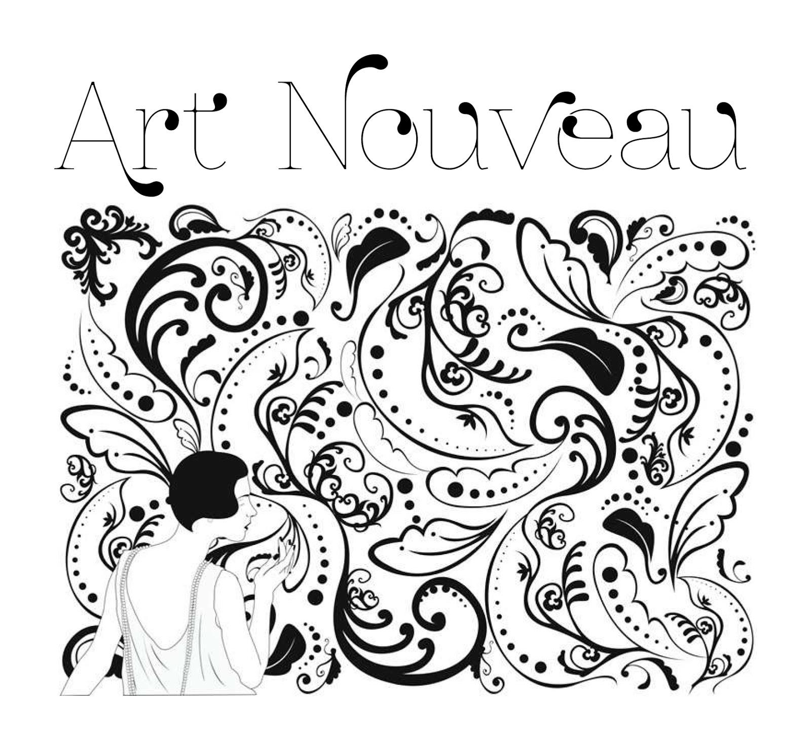 Art Nouveau | Teoría y Métodos de Diseño