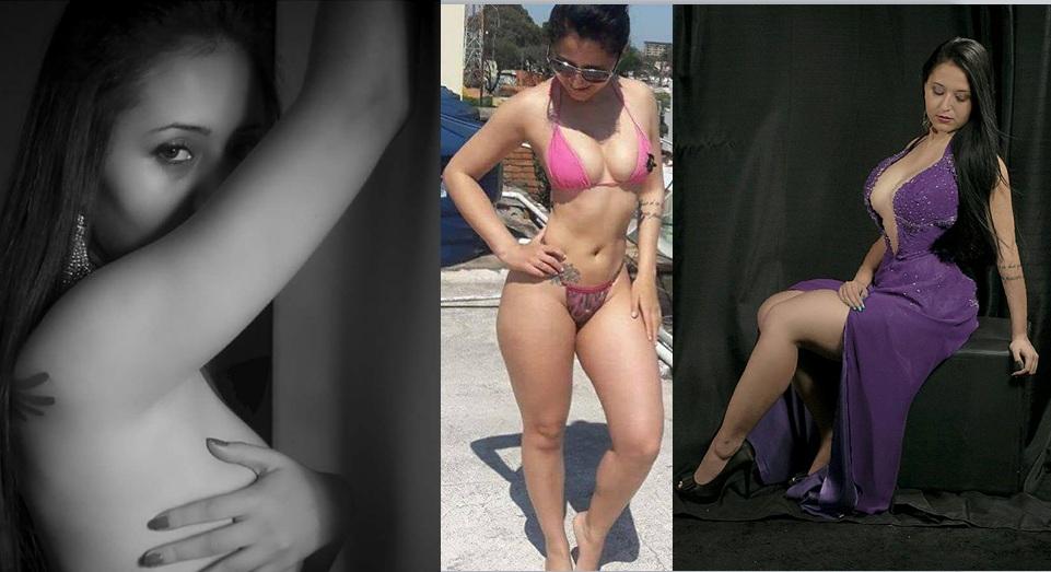 Modelo e Miss Apucarana Model 2017 faz ensaio sensual e mostra toda sua sensualidade