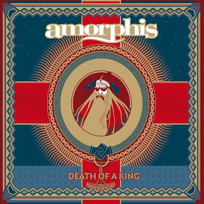 "AMORPHIS: Ακούστε το ""Death Of A King"" απο το επερχόμενο album"