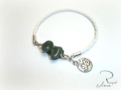 pulsera con jade