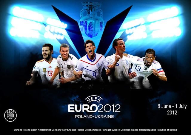 Wallpaper Piala Eropa 2012