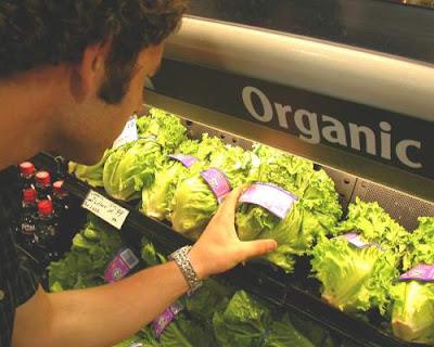 Food Myth: Organic Food No More Nutritious than Non-organic Food