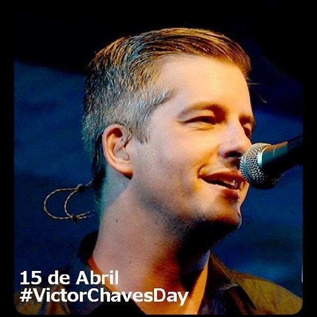 #VICTORCHAVESDAY