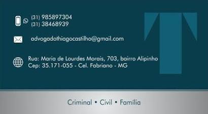 Se o Ministério Público insistir que você cometeu um crime me contate. Lutarei pela sua liberdade!