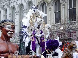 New Orleans Carnaval.
