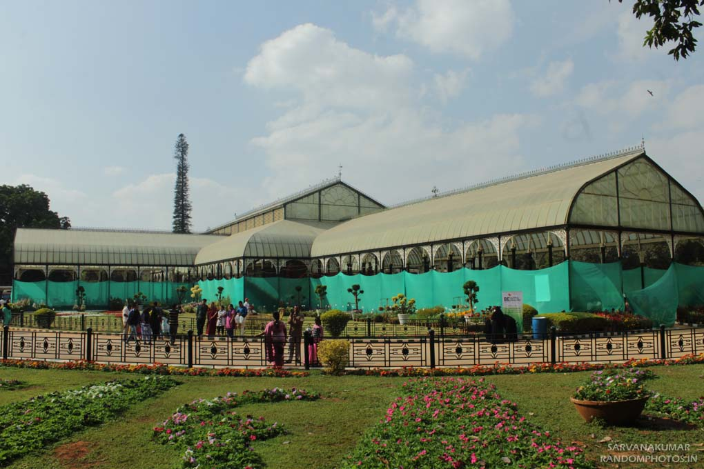 Glass House, Lalbagh Botanical Gardens, Bengaluru
