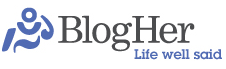 Follow me on BlogHer