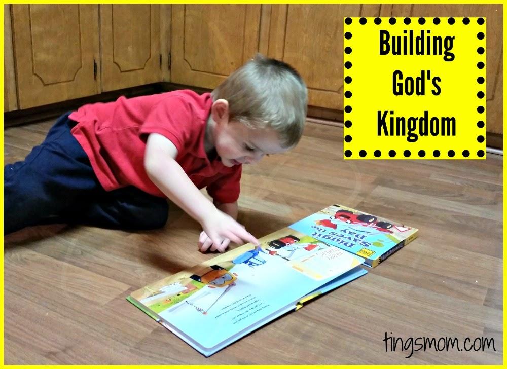 Building God's Kingdom {Giveaway ends Dec 15} | #tommynelson #giveaway #tingsmom