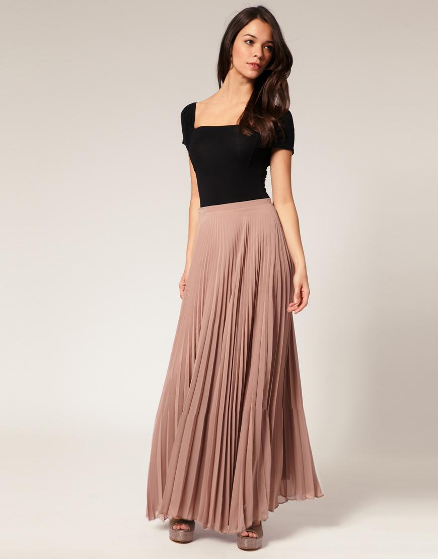fabulous fashion style long skirt boots