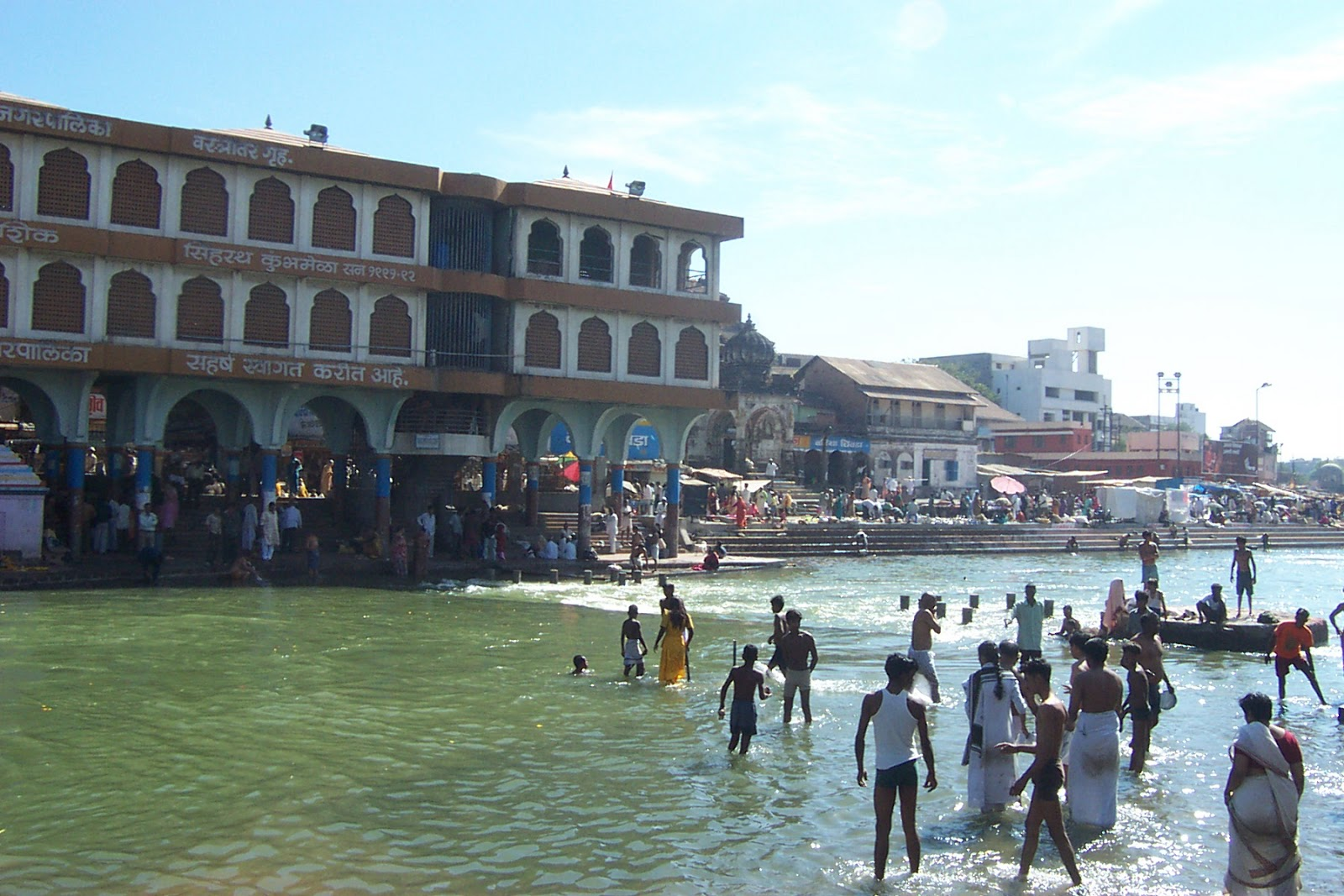 Nashik India  City new picture : Nashik | India Tourism