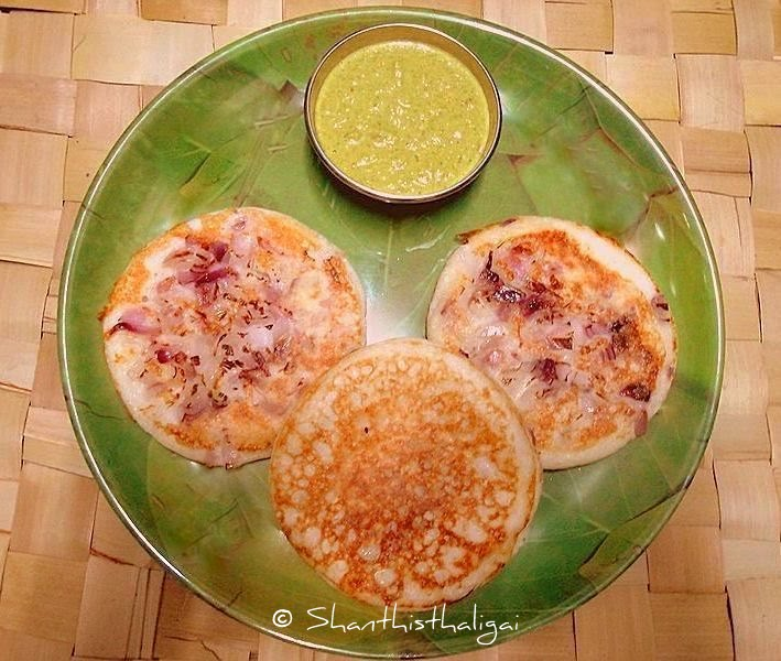 UTHAPPAM, OOTHAPPAM, HOW TO MAKE OOTHAPPAM?,HOW TO MAKE ONION UTHAPPAM?