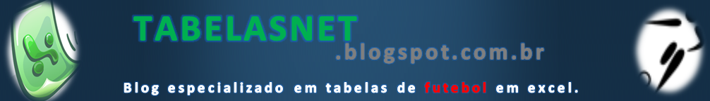 Tabelas Net - Tabelas em Excel