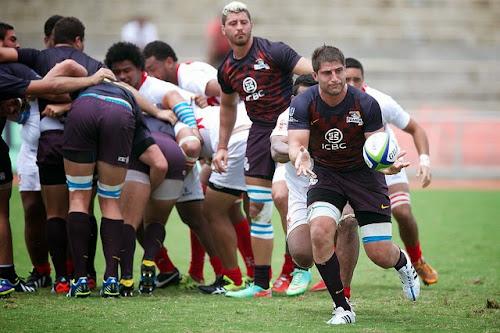 ICBC Pampas XV venció a Tonga A