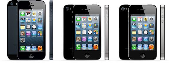 Harga iPhone Baru dan Bekas Terbaru April 2013