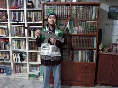 Rakyat Malaysia pertama turun ke medan jihad di Syria